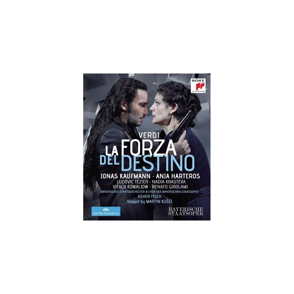 Verdi:La Forza Del Destino (Blu-ray)