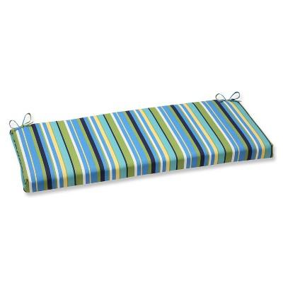 Pillow Perfect Outdoor Bench Cushion - Topanga Stripe