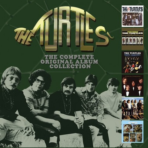 Turtles - Complete original album collection (CD) - image 1 of 1