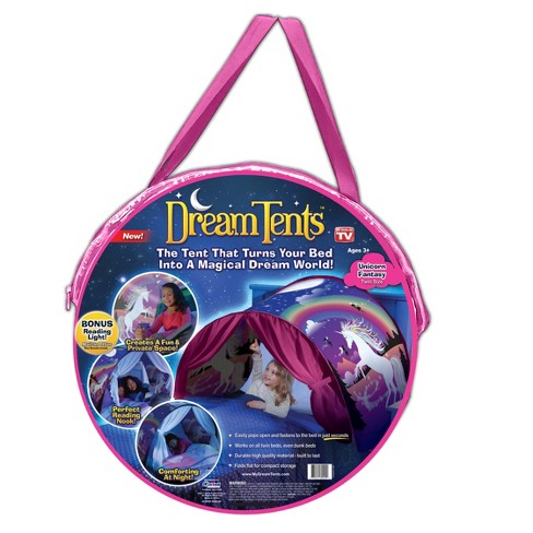 As Seen on TV Dream Unicorn Bed Tents - image 1 of 1