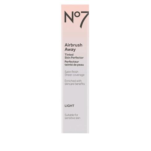 No7 Airbrush Away Tinted Skin Perfector - 1.35oz - image 1 of 3