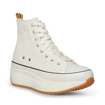 Madden Girl Women's Winnona lace-up Sneaker