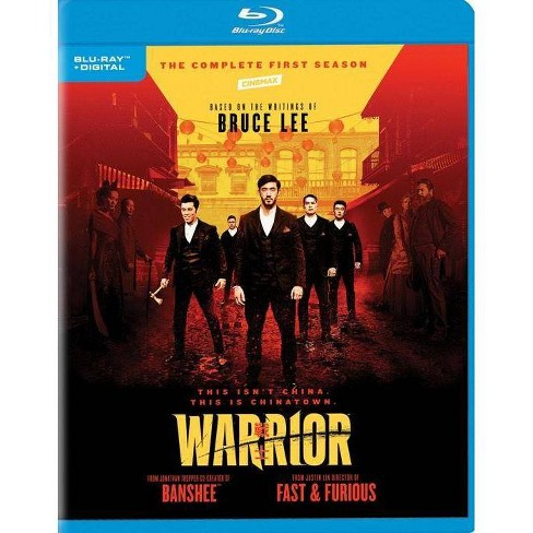 Warrior: Season One (Blu-ray) - image 1 of 1
