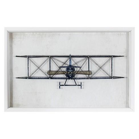 Biplane String Art - Pillowfort™ - image 1 of 2