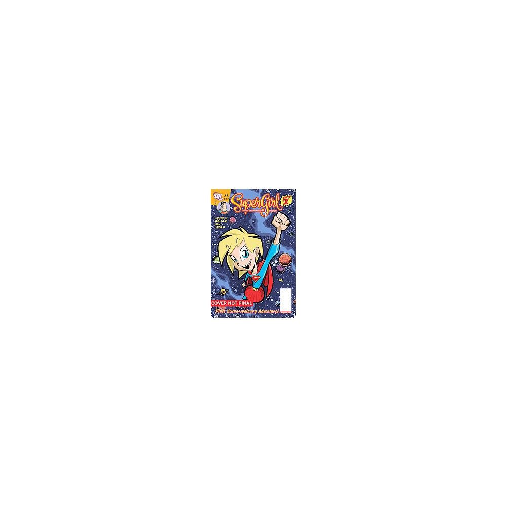 Supergirl : Cosmic Adventures of the 8th Grade (New) (Paperback) (Landry Q. Walker)