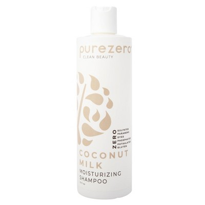 Purezero Coconut Milk Moisturizing Shampoo - 12 fl oz