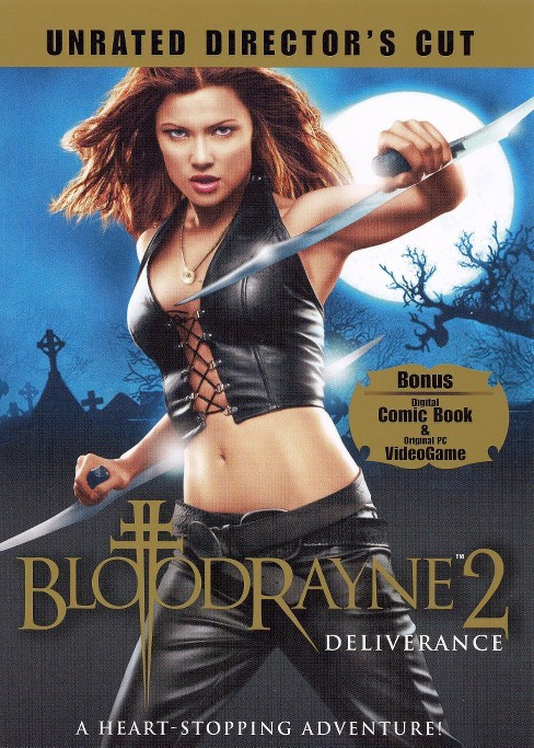 BloodRayne 2: Deliverance (dvd_video) - image 1 of 1