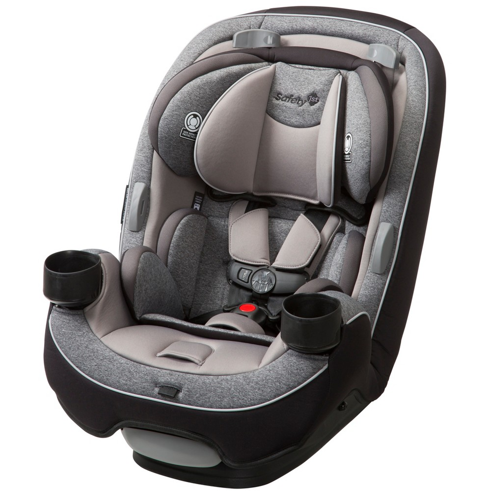 Image of Safety 1st Grow And Go 3-in-1 Convertible Car Seat - Shadow