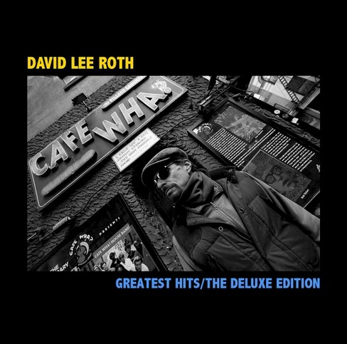 David Lee Roth - Greatest Hits:Deluxe Edition (CD) - image 1 of 1