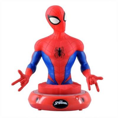 Marvel Spider-Man LED Nightlight Red