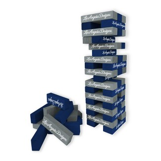 Los Angeles Dodgers Wild Sports Table Top Stackers Game