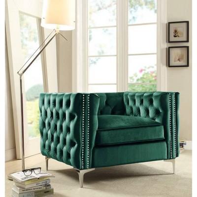 Monet Club Chair - Chic Home Design