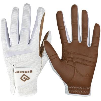 Bionic Women's Left Hand Relax Grip 2.0 Golf Glove