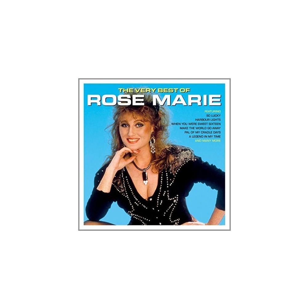 Rose marie - Very best of rose marie (CD)