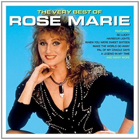 Rose marie - Very best of rose marie (CD) - image 1 of 1