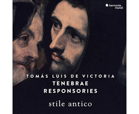 Stile Antico - Victoria:Tenebrae Responsories (CD) - image 1 of 1
