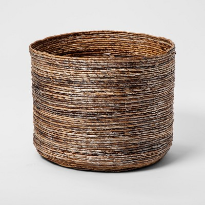 Decorative Basket -Wooden Rope - Threshold™
