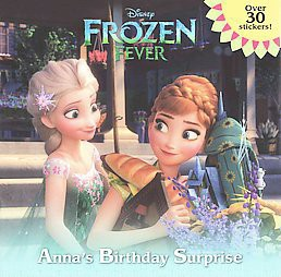 Anna's Birthday Surprise ( Frozen Fever) (Paperback) by Jessica Julius