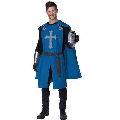 California Costumes Knight's Surcoat Adult Costume (Blue)