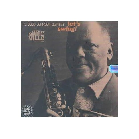 Budd Johnson Quintet - Let's Swing (CD) - image 1 of 1