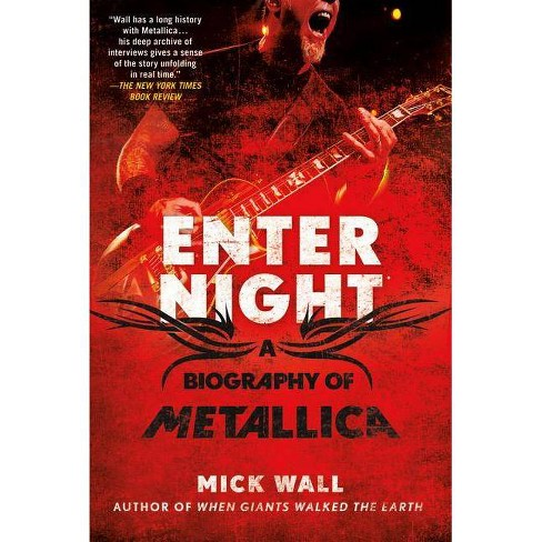 Enter Night - by  Mick Wall (Paperback) - image 1 of 1