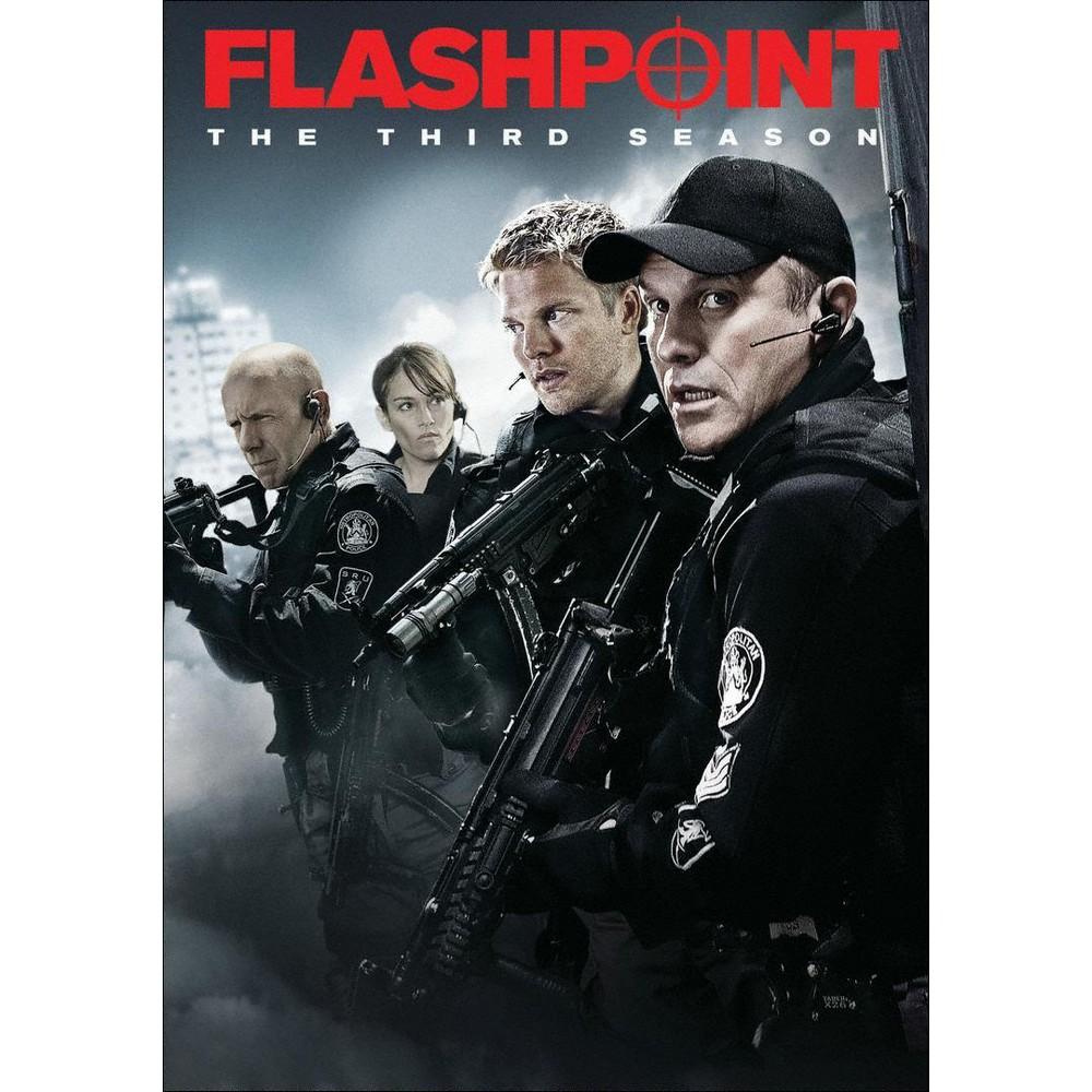 Flashpoint The Third Season Dvd