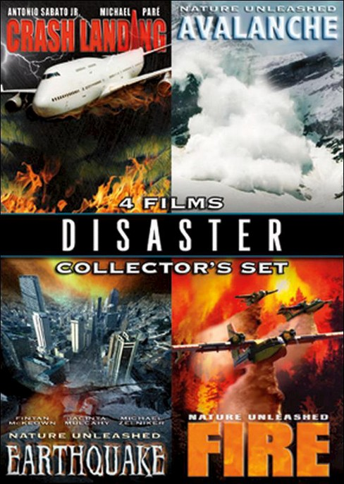 Disaster Collector's Set (2 Discs) - image 1 of 1