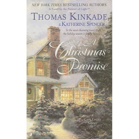 A Christmas Promise - (Cape Light Novels)by Katherine Spencer (Paperback)