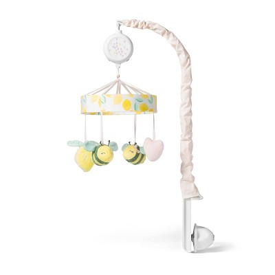 Crib Mobile Oh Honeybee - Cloud Island™ Pink/Yellow
