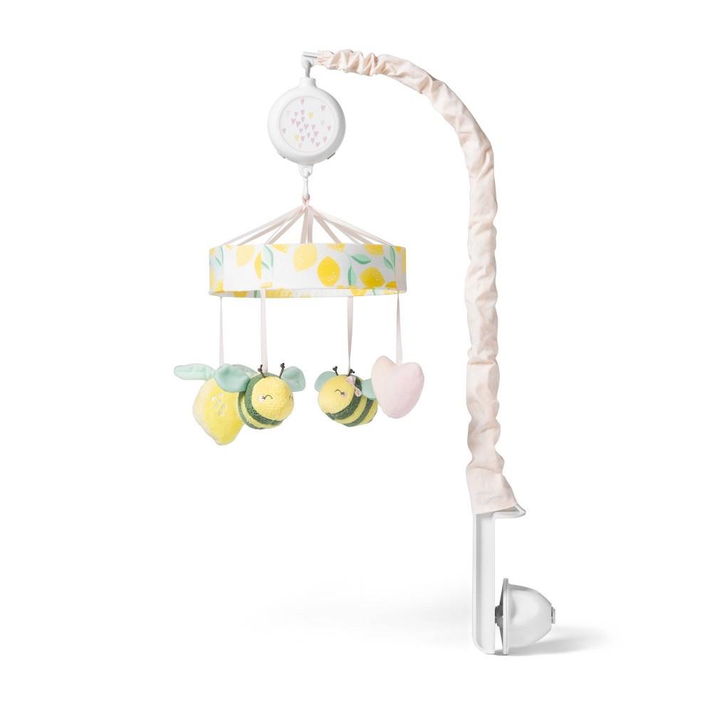 Crib Mobile Oh Honeybee Cloud Island 8482 Pink Yellow