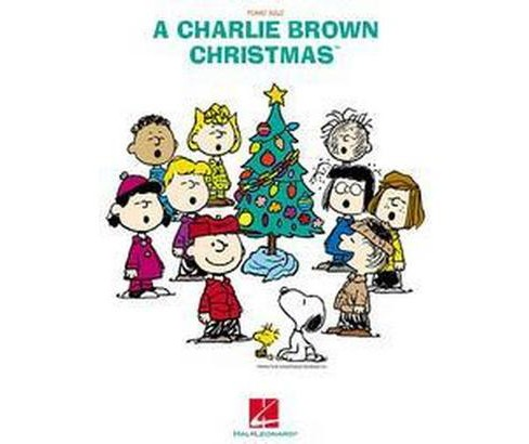 Charlie Brown Christmas : Piano Solo (Paperback) - image 1 of 1