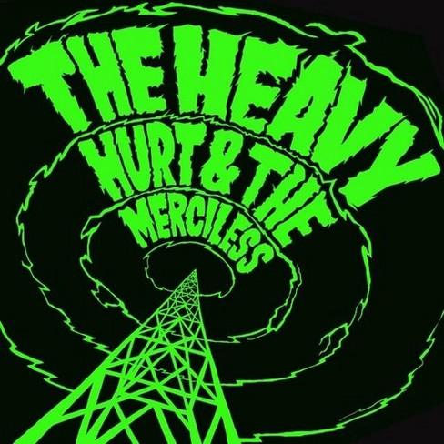 Heavy - Hurt & The Merciless (Vinyl) - image 1 of 1