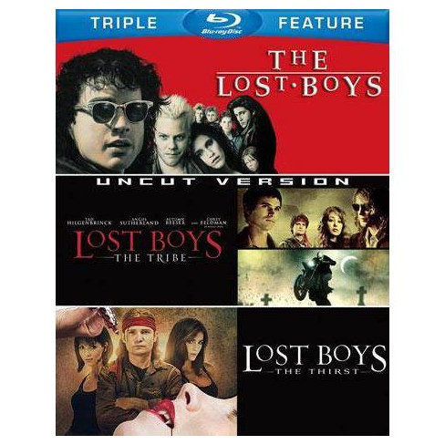 The Lost Boys: Three Movie Collection (Blu-ray) - image 1 of 1
