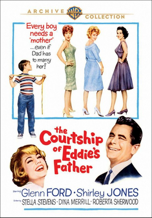 Courtship of eddies father (DVD) - image 1 of 1