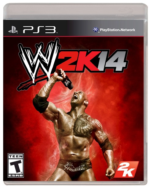 WWE 2K14 PlayStation 3 - image 1 of 8