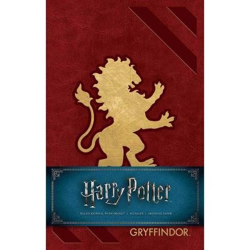 Harry Potter Gryffindor Hardcover Ruled Journal - image 1 of 1