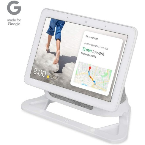 [Official Made for Google] Wasserstein Adjustable Stand Compatible with Google Nest Hub - Perfect Companion for your Nest Hub - image 1 of 4