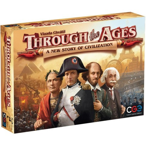 Through The Ages - A New Story Of Civilization Board Game - image 1 of 2