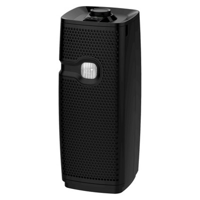 Holmes Mini Tower Air Purifier with Maximum Dust Removal Filter For Small Rooms (HAP9413B)- Black
