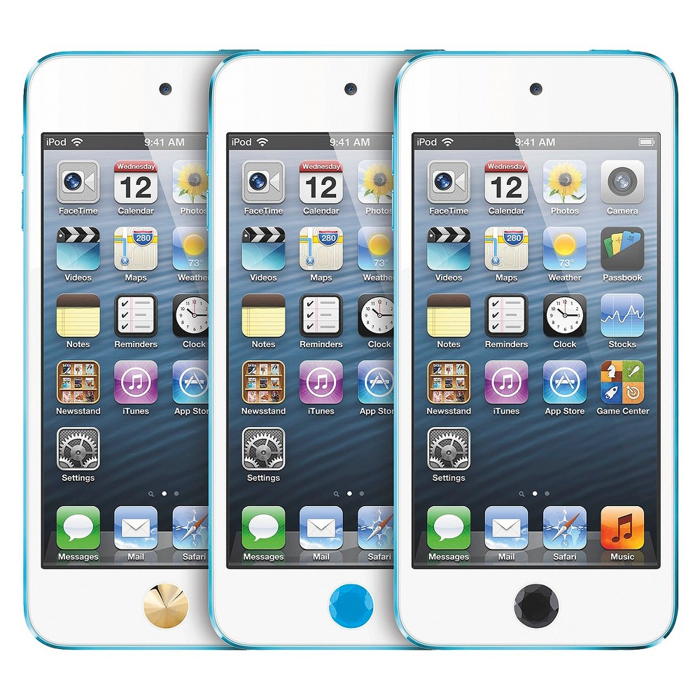 Image of Agent18 Home Button Gems Pack, Multi-Colored
