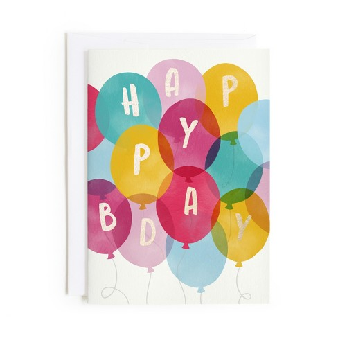 Minted Bunches Of Fun Card - image 1 of 1