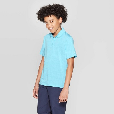 Boys' Golf Polo Shirt   C9 Champion® by C9 Champion®