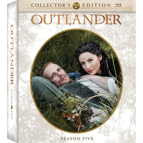 Outlander - Season 5 (5 Discs) (Limited Collector's Edition) (Blu-ray) - image 1 of 1