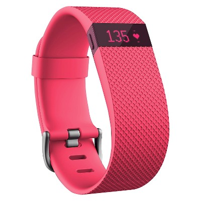 Fitbit® Charge HR Heart Rate and Activity Tracker Wristband