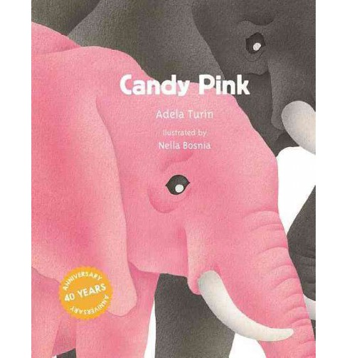 Candy Pink (Hardcover) (Adela Turin) - image 1 of 1