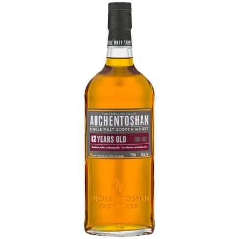 Auchentoshan Single Malt 12 Year Old Scotch Whiskey - 750ml Bottle - image 1 of 1