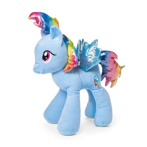ecdb64dea70 My Little Pony Rainbow Dash Throw Pillow   Target