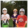 NCAA Franklin Helmet and Jersey Costume Set - image 2 of 2