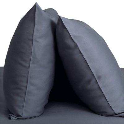 King 2pk 400 Thread Count 100% Viscose from Bamboo Resort Pillowcase Set Blue - Cariloha