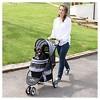 "Gen7Pets Regal Plus Dog & Cat Stroller - 38""L x 17""W - Starry Night - image 4 of 4"
